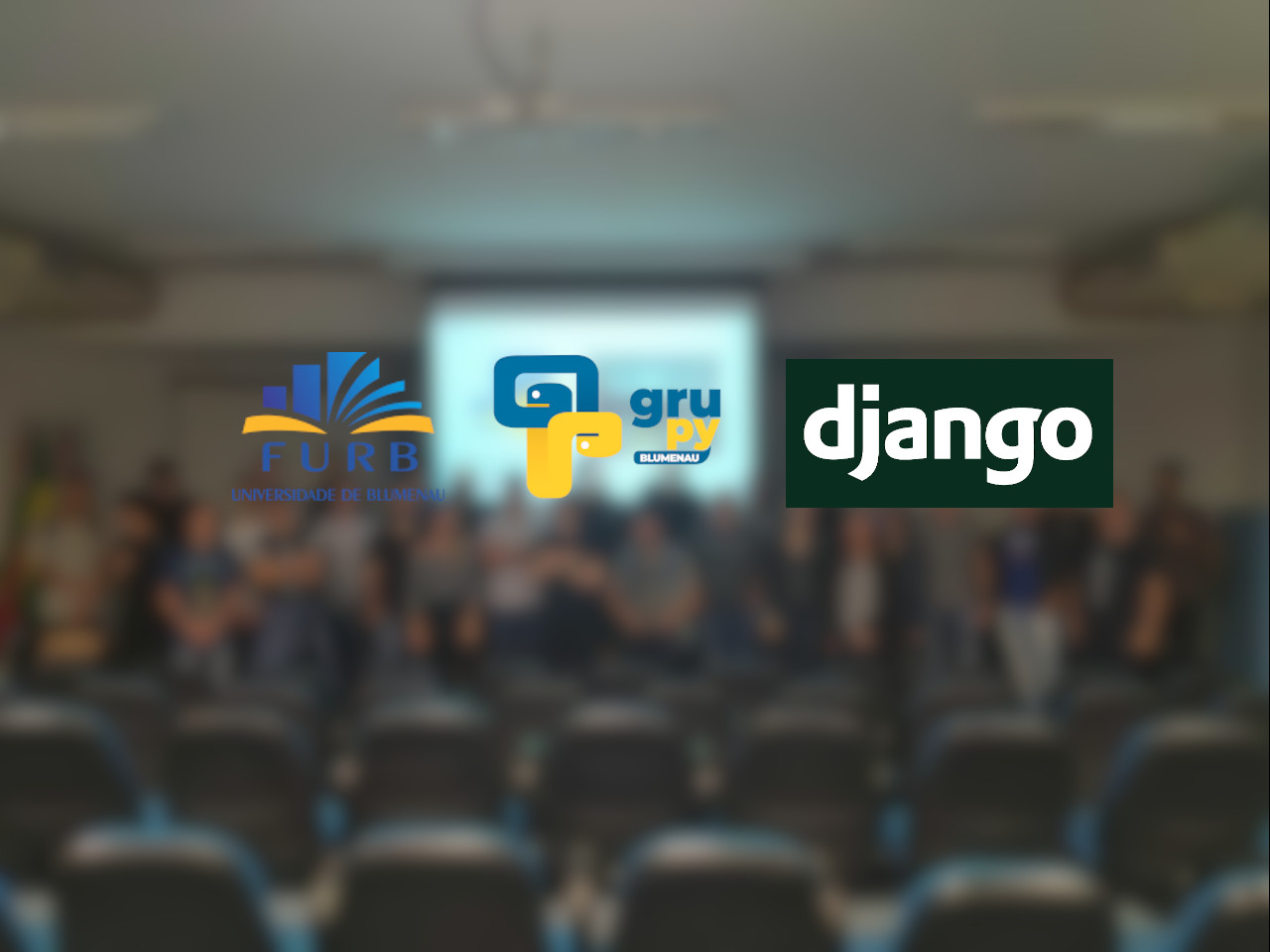 VIII Encontro do GruPy Blumenau - Workshop de Django