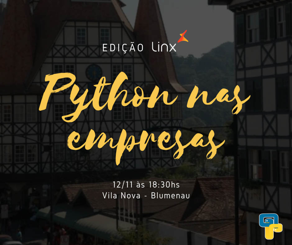 Python nas Empresas - Edição Linx